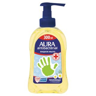 Soap-cream, liquid, 300 ml, AURA