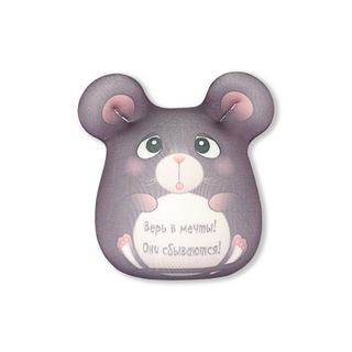 """Anti-stress toy """"Mouse card""""(3)"""