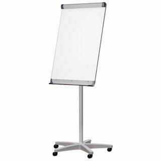 Whiteboard-flipchart magnetic marker (70x100 cm), mobile, OFFICE,