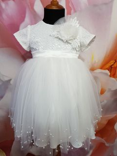 Children's elegant dress - Pearl (wholesale from the manufacturer)