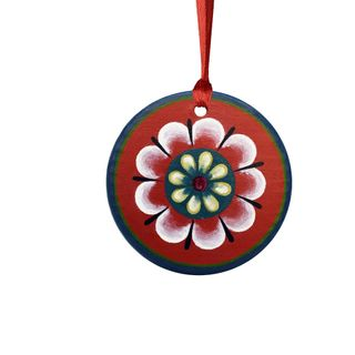 Shugozerskaya painting / Interior pendant decoration