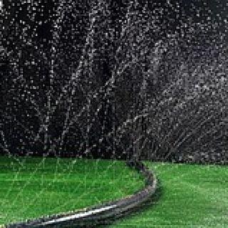 Micro spray sprinkler hose