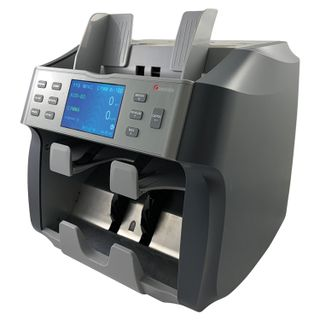 CASSIDA Apollo banknote counter-sorter, 1200 banknotes / min., IR, UV, magnetic detection