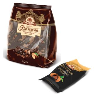 BABAYEVSKY / Chocolate sweets with truffle cream, package 200 g