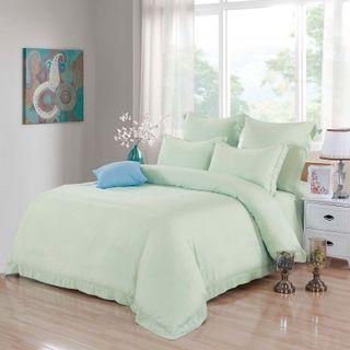 Bed linen set Freshness 2.0 - sleeping EURO (poplin)