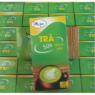 MILK TEA  UMAI MATCHA LATTE BOX