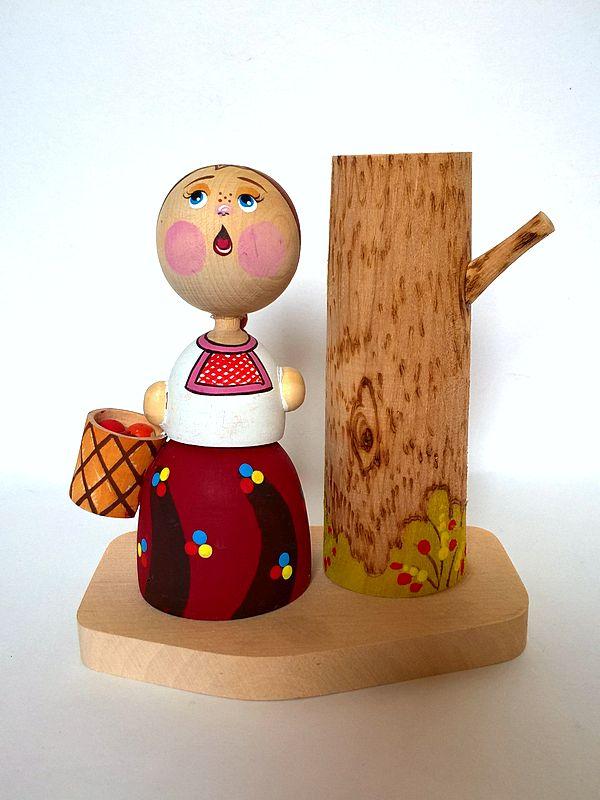 "Tver souvenirs / Pencil holder ""AU"""