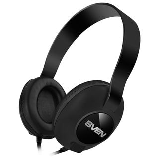 SVEN / Headphones with microphone (headset) AP-310M, wired 1.2 m, with headband, black