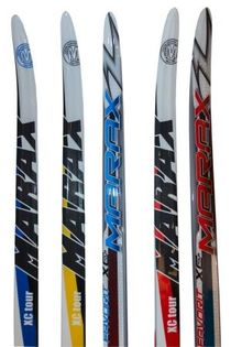 Cross-country skis MARAX