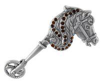 Brooch 10033 'Horse'