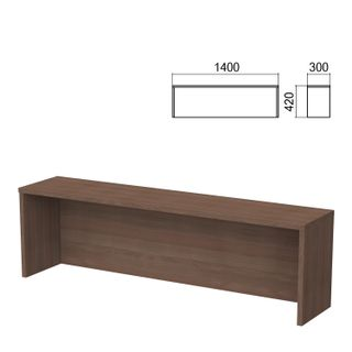 Argo table add-on, 1400 mm wide, garbo