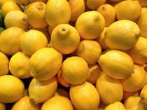 Lemon fresh greenhouse