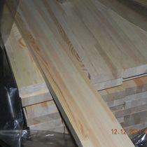 Preparation of a furniture board