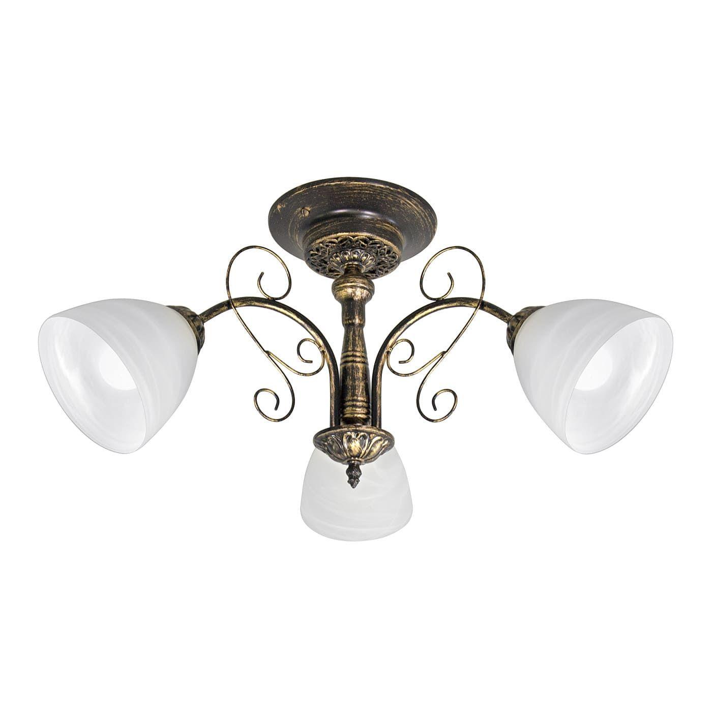 PETRASVET / Ceiling chandelier S2203-3, 3xE27 max. 60W