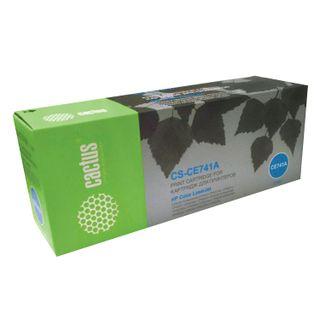 HP LaserJet CP5225 / 5225N CACTUS Toner Cartridge (CS-CE741A), Yield 7300 pages