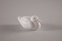 """Souvenir """"Duckling"""", hand-carved on stone"""