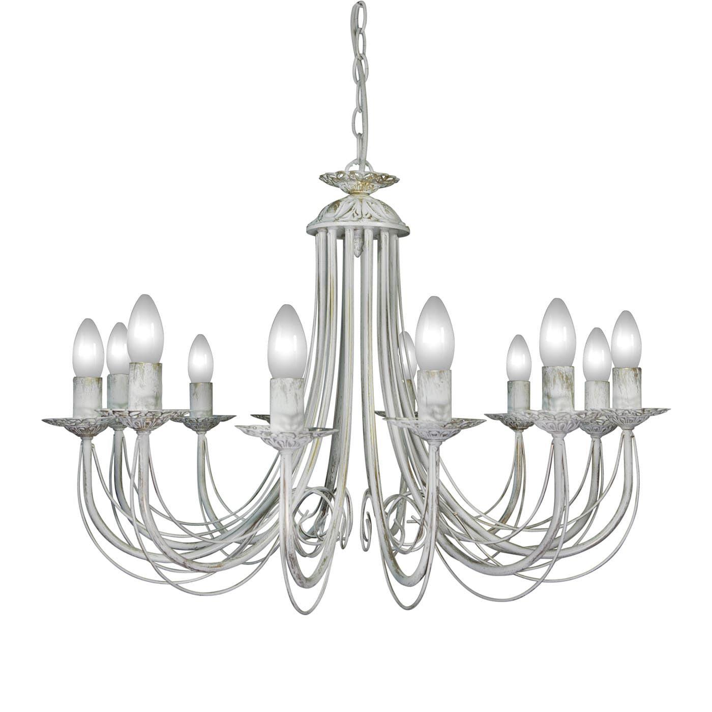 PETRASVET / Pendant chandelier S1165-12, 12xE14 max. 60W