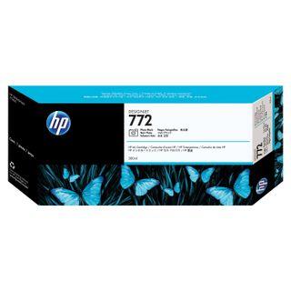 HP (CN633A) DesignJet Z5200 # 772 Black Original Inkjet Cartridge 300 pages