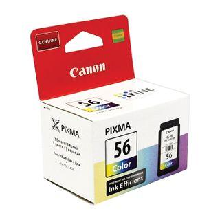 Inkjet cartridge CANON (CL-56) PIXMA E404 / E464, color, original, yield 300 pages.