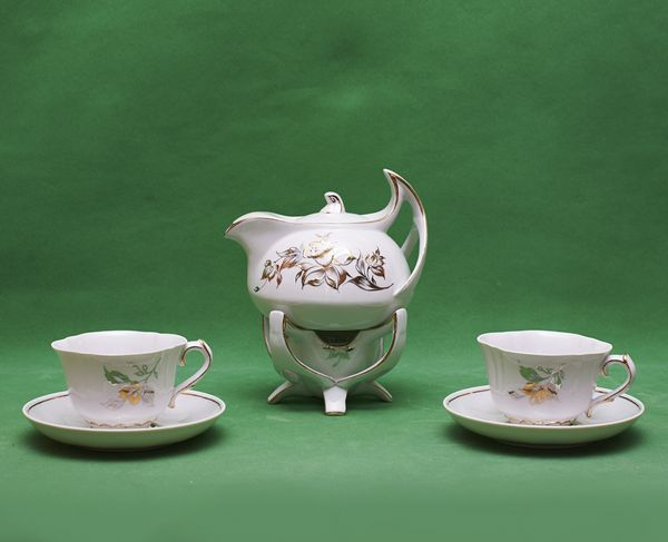 Delta-X / Heated tea set, serial