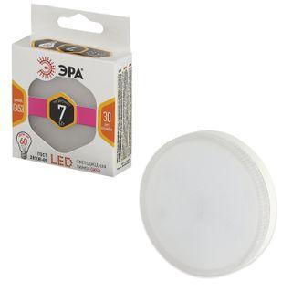 ERA / LED lamp 7 (60) W, base GX53, GX, warm white light, 30,000 h, LED smdGX-7w-827-GX53