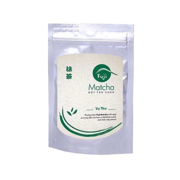 Autumn Matcha Green Tea Powder