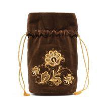 Velvet bag-bag 'Romance'