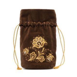 """Velvet bag-bag """"Romance"""""""