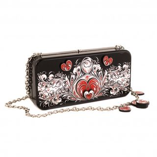"Bag-clutch ""Holy Fortune-telling"""