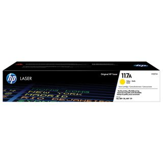 HP Color Laser 150a / nw / 178nw / fnw Yellow Toner Cartridge (W2072A), Yield 700 pages Original