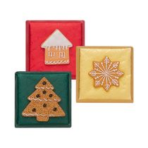 Candy chocolate snowflake with creamy filling Konfael, 20 g