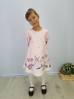 Children's elegant dress - the Diva (wholesale from the producer)