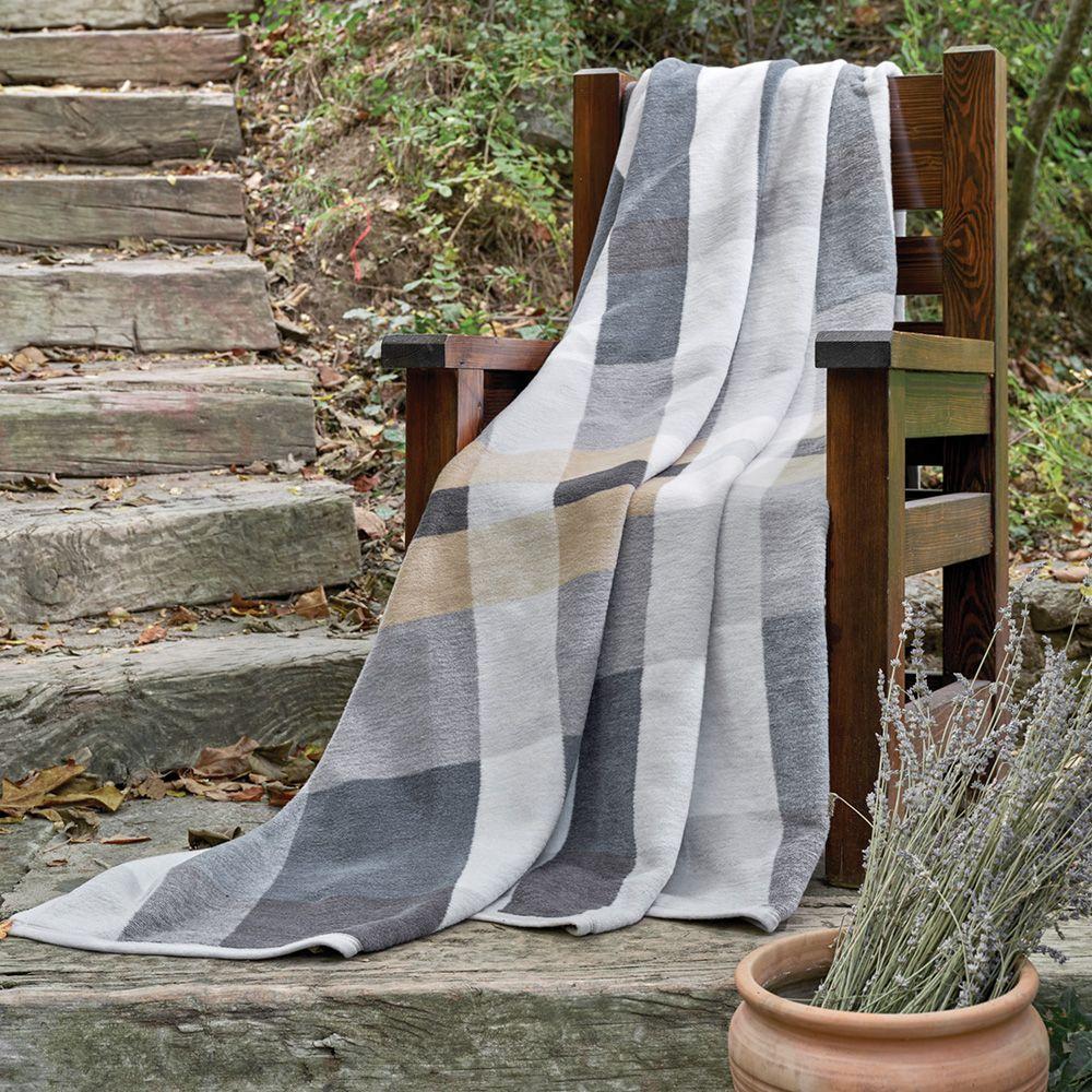 Blanket cotton 03 Textil