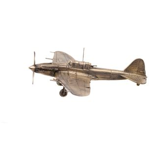 The model of the Soviet attack aircraft