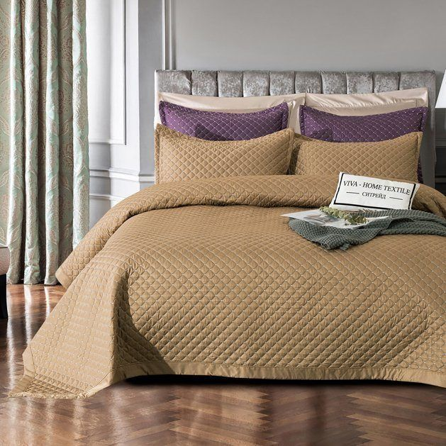 Citrade / Decorative bedspread and two pillowcases 50-70 DPK002