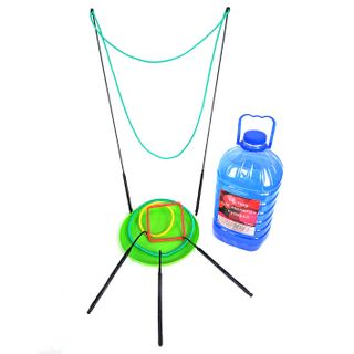 Soap bubbles (set for children from 3 years)