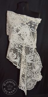 Scarf lace С1933