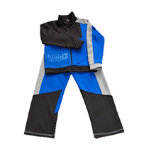 A set of shirt combi and pants on the straps