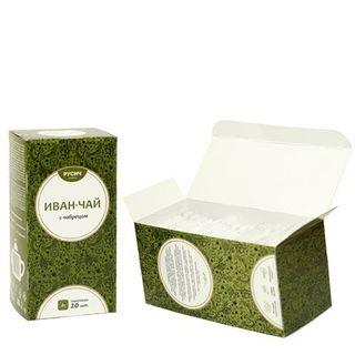 """Ivan-tea """"RUSICH"""", packaged, thyme, 20X2 g"""