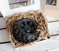 Soap Wheel - souvenir gift men's handmade soap