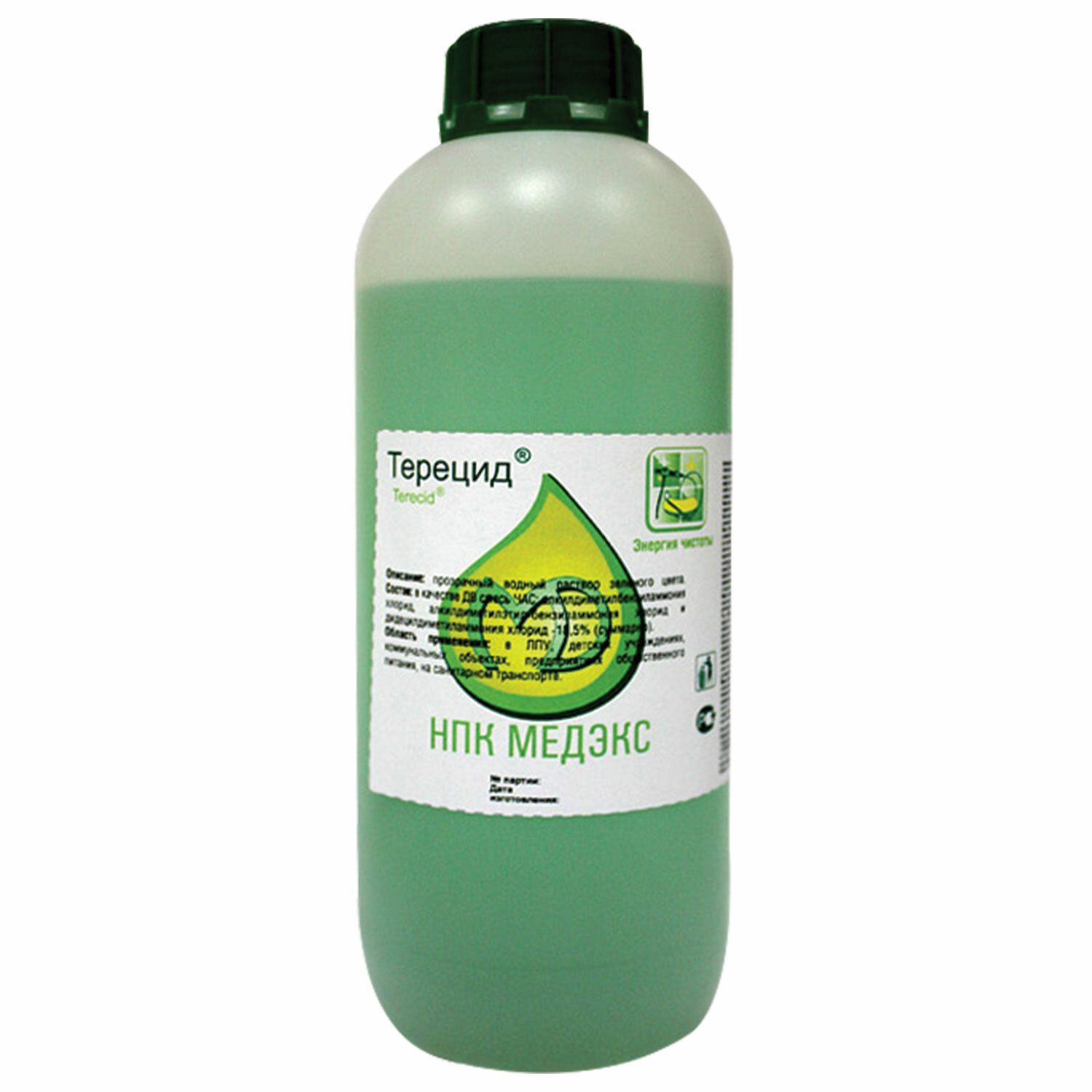 TERECID / Disinfectant 1 l, concentrate