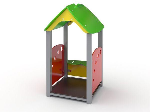 Children's Playhouse K002 powder paint