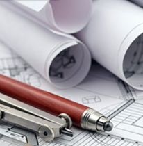 Registration of permits for the construction of commercial real estate of any complexity
