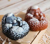 Handmade soap Hedgehog mix of colors and aromas