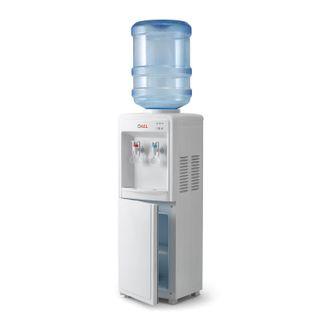 Water heater FREE FREE, AEL LK-718c, floor, 9 litre locker, 2 taps, white, 00212