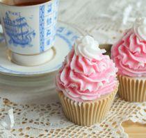 Muffin Soap Cake
