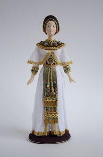 Doll gift. Egyptian