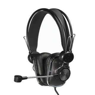 SVEN / Headphones with microphone (headset) AP-600, wired, 2.2 m, with headband, black