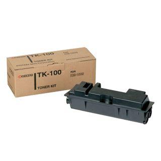 KYOCERA toner cartridge (TK-100) KM1500, original, yield 6000 pages.