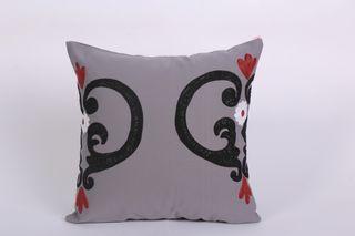 LA`AL Textiles / Pillow cases - light gray (a)